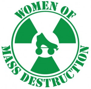 women of mass destruction roller derby team
