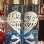 Derby Wives Forever Waterbottles blue