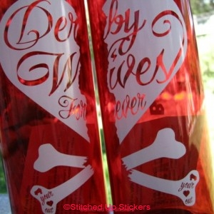 Derby Wives Forever Water Bottles