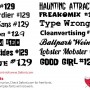 Stitched Up Stickers Fonts 2013 Web