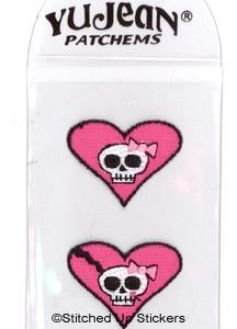 HeartSkullPatches