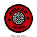 Roller Derby Roller Girl Patch