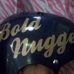 Ballpark Weiner Font, Gold Digger Glitter