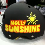 Happy Sans Font, Custom Double Layer and Sun Decal