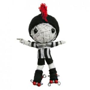 roller derby string doll ref