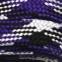 "Roller Derby Skate Laces Purple Camo 72"""