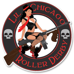 lil chicago roller derby league
