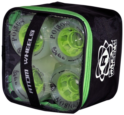 Atom Wheel Bag Lunchbag Container