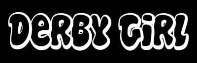 DERBY GIRL Roller Derby Sticker