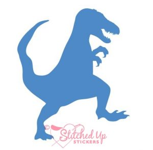 Dinosaur T-Rex T-Wrex Trex Vinyl Sticker Decal
